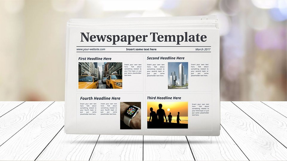 Newsletter Templates How To Create A Newsletter Prezi