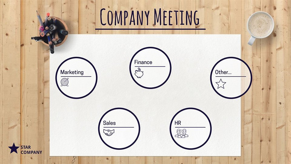 Meeting Presentation Templates